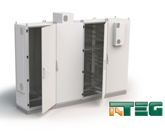 inTEG Free-Standing Enclosures