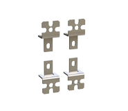 Wall-mounting brackets