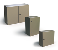 Enclosures – stainless steel