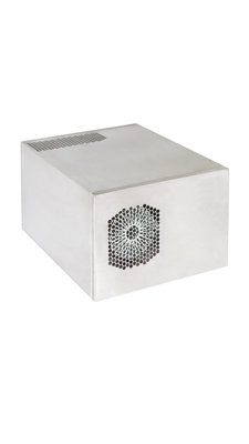 Top-mounted cooling unit 450 W